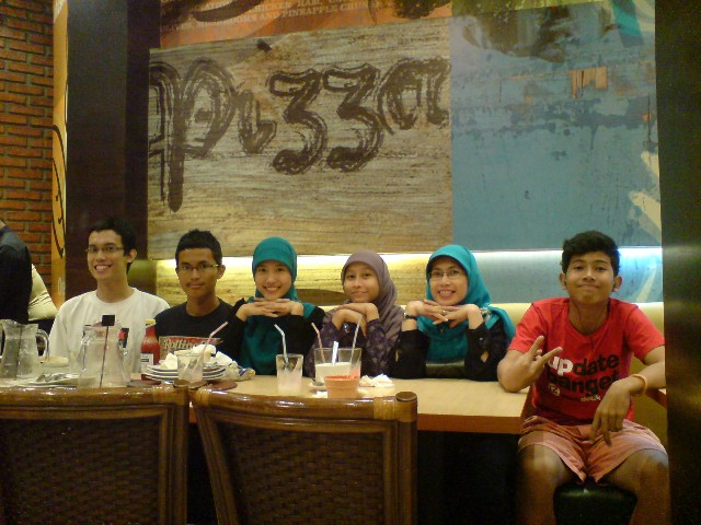 Pizza Hut PGC