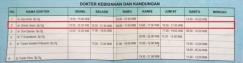 Jadwal Dokter Kandungan JMC