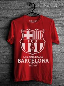 Barcelona 06 - Red