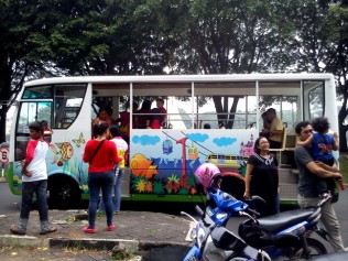 Bus Keliling TMII