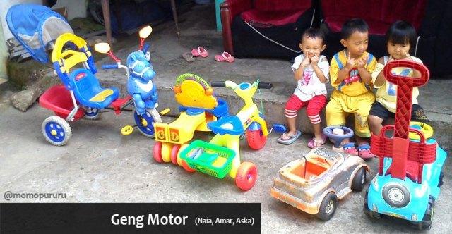 Geng Motor Naia