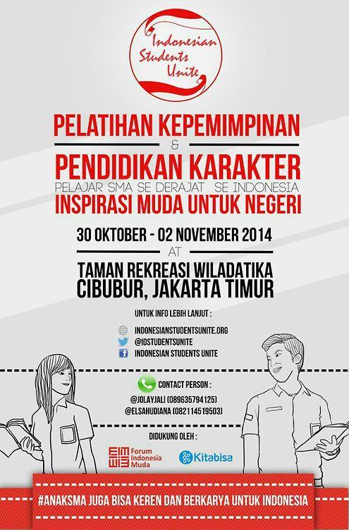 Indonesian Students Unite