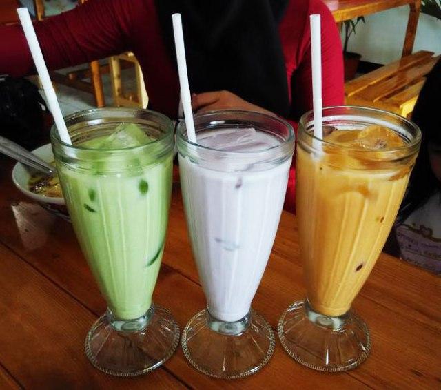 Milk Tea Soto Juragan
