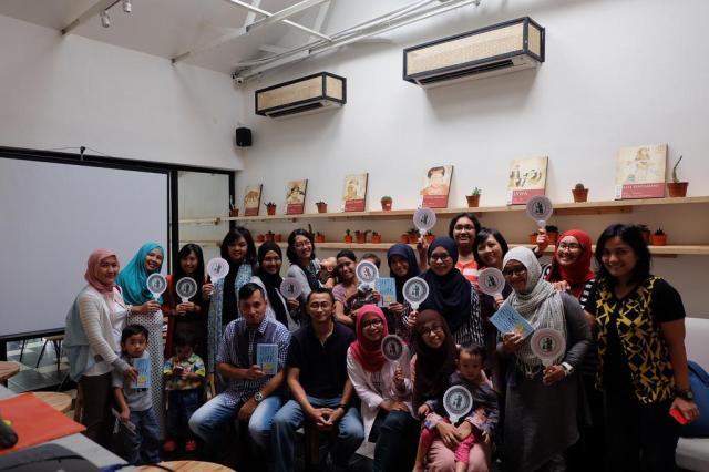 #TUMNgopiCantik: Sabtu Bersama Adhytia Mulya